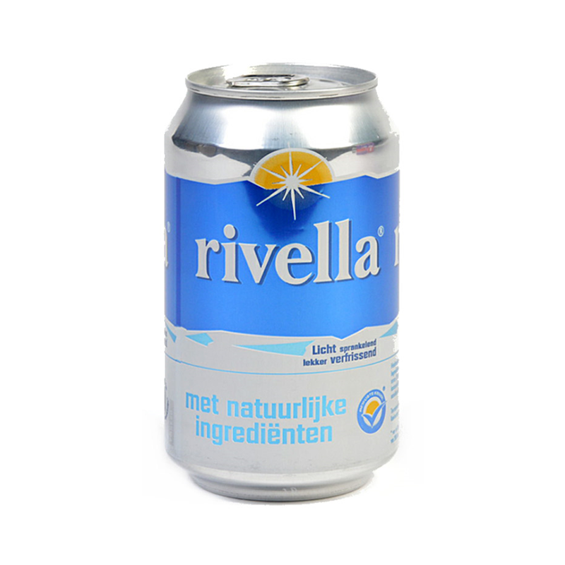 Rivella light blik