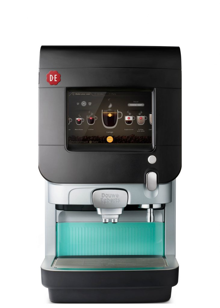 Douwe Egberts Cafitesse Excellence Touch