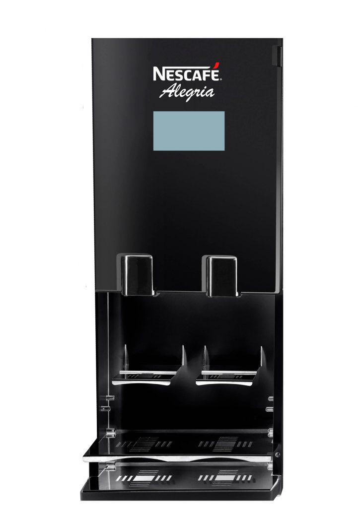 Nescafé alegria high capacity